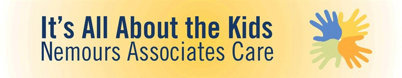 It's All About the Kids - Nemours Associate Giving Campaign
